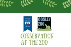 Cosley Zoo Conservation Talk and Tour