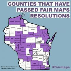 Fair maps Wisconsin 1.18