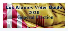 Los Alamos Voter Guide 2020 General Election