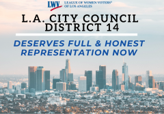 CD14 Public Statement