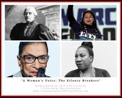 a womans voice