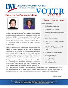 Jan - Feb 2020 Voter