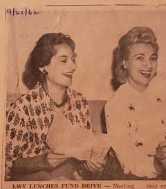 Renee and Shirley