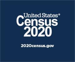 Census 2020 Sign