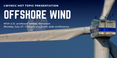 LWVNCC Hot Topic Presentation OFFSHORE WIND