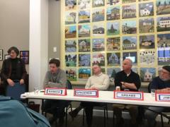 LWV/Hopkinton Town Library Program: Fake News Panel