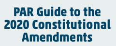 PAR 2020 Constitutional Amendment Guide