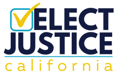 Elect Justice graphic