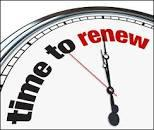 Renewal Reminder