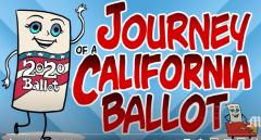 Journey of a California Ballot
