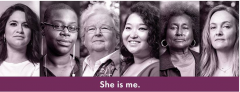She is Me campaign pic