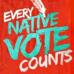 rock the native vote