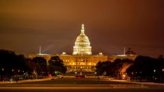 Photo of Capital Building at Night