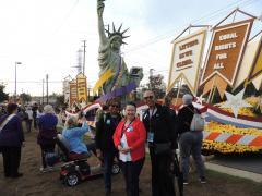 Rose Parade Centennial participation