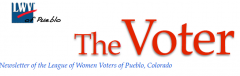 The Voter Pueblo LWV