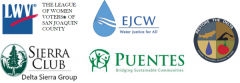 groups in SJC partnered based on interest in the Groundwater Sustainability Plan (GSP)