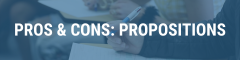 LWV SLOCO Pros & Cons Propositions November Election 2020 Propositions