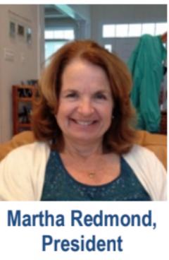 Martha Redmond, LWVSC president