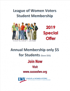 Student membership deal, join for $5