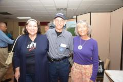 LWVSC members at Water Warriors Expo