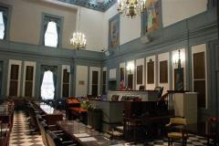 Senate chamber Delaware Legislative Hall