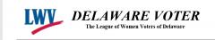 LWV Delaware Voter