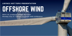 LWVNCC Hot Topic presentation on Offshore Wind
