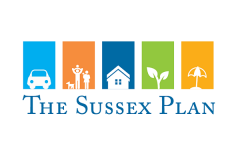 logo for the Sussex Plan