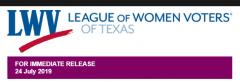 LWV-TX Press Release 7/24/19 (PNG)