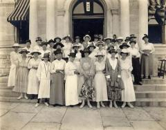 Texas Equal Suffrage Association 1918