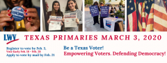 Texas Primaries graphic