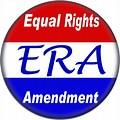 Equal Rights Amendment button