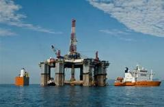 off shore drilling rig