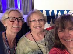 LWV reps at LWV US convention