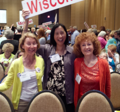 Appleton delegation Convention 2014
