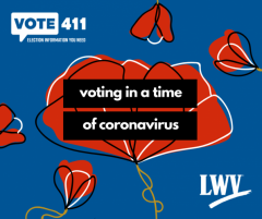 voting in the time of coronavirus