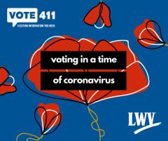 voting in the time of coronavirus