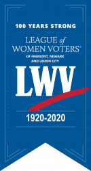LWV 100TH ANNIVERSARY