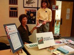 LWV Information Table