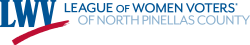 LWV North Pinellas County Logo
