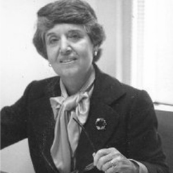 Anne Rudin, Mayor