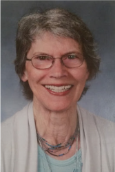 2012-13 Co-President Eileen Heaser