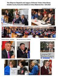 2019 Oneida County Exec Debate