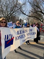 2020 Sacramento Women's March