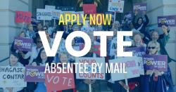 Vote Absentee by Mail