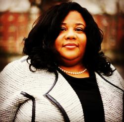Portrait of Professor Brittney Yancy