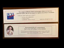 19th Amendment Bookmark
