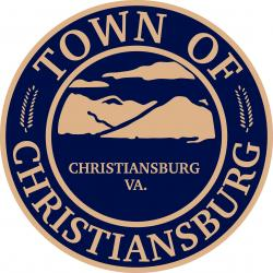 Seal of the Town of Christiansburg