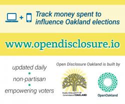 Open Disclosure Oakland