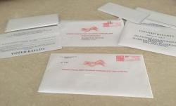 Absentee Voting Process Ballot Information